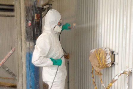 Dein Maler Zürich: Spritzverfahren