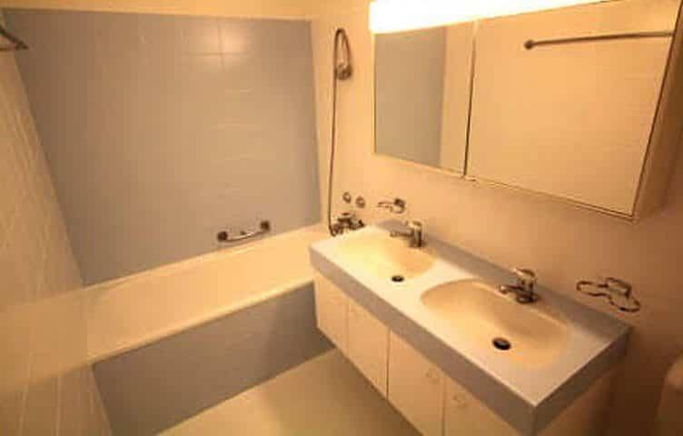 Neuer Badezimmer Glanz