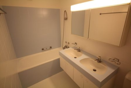 Badezimmer renovieren: Bad neu