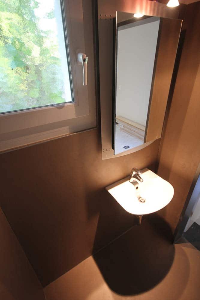 Dein Maler: Beton Ciré (Gewachster Beton) Badezimmer renovieren