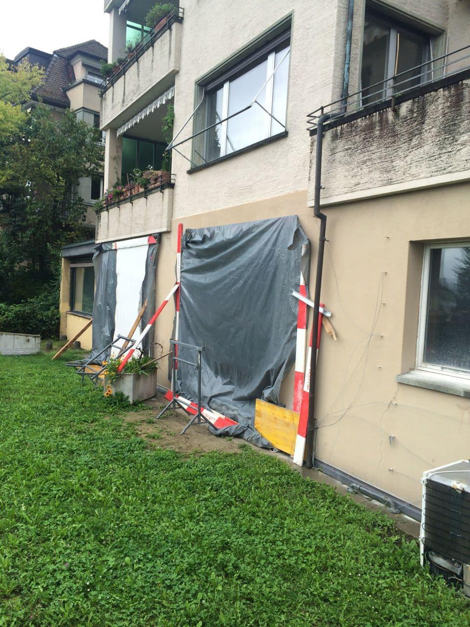 Fassadensanierung von Dein Maler Zürich