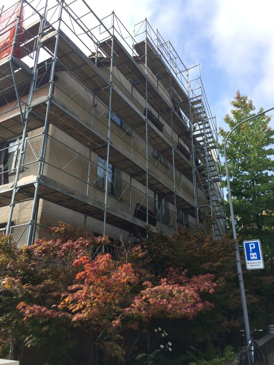 Fassadensanierung von Dein Maler Zürich 3