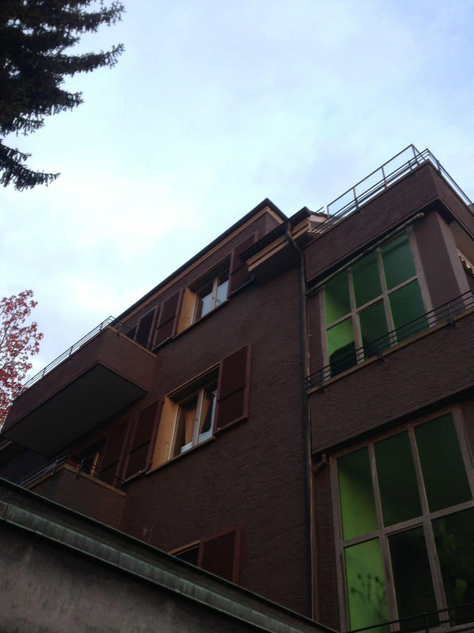 Fassade renovieren - Malerarbeiten Zürich