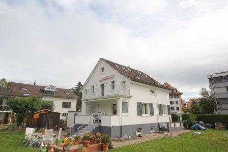 Haus renovieren neu 2 - Malerarbeiten Zürich