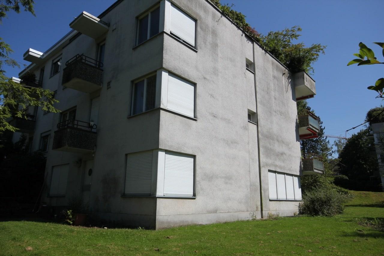 Fassadengestaltung 9 - Malerarbeiten Zürich