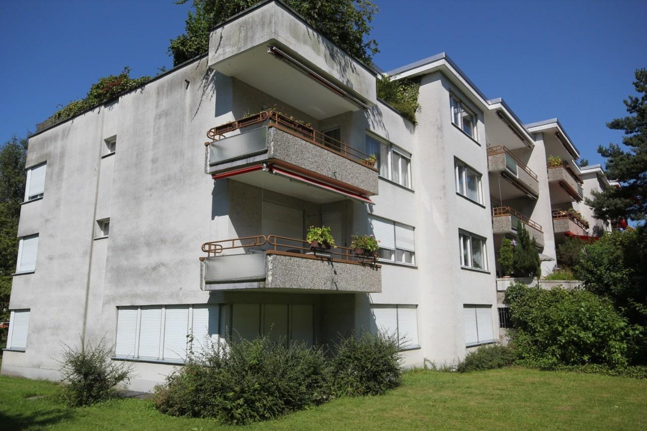 Fassadengestaltung 7 - Malerarbeiten Zürich