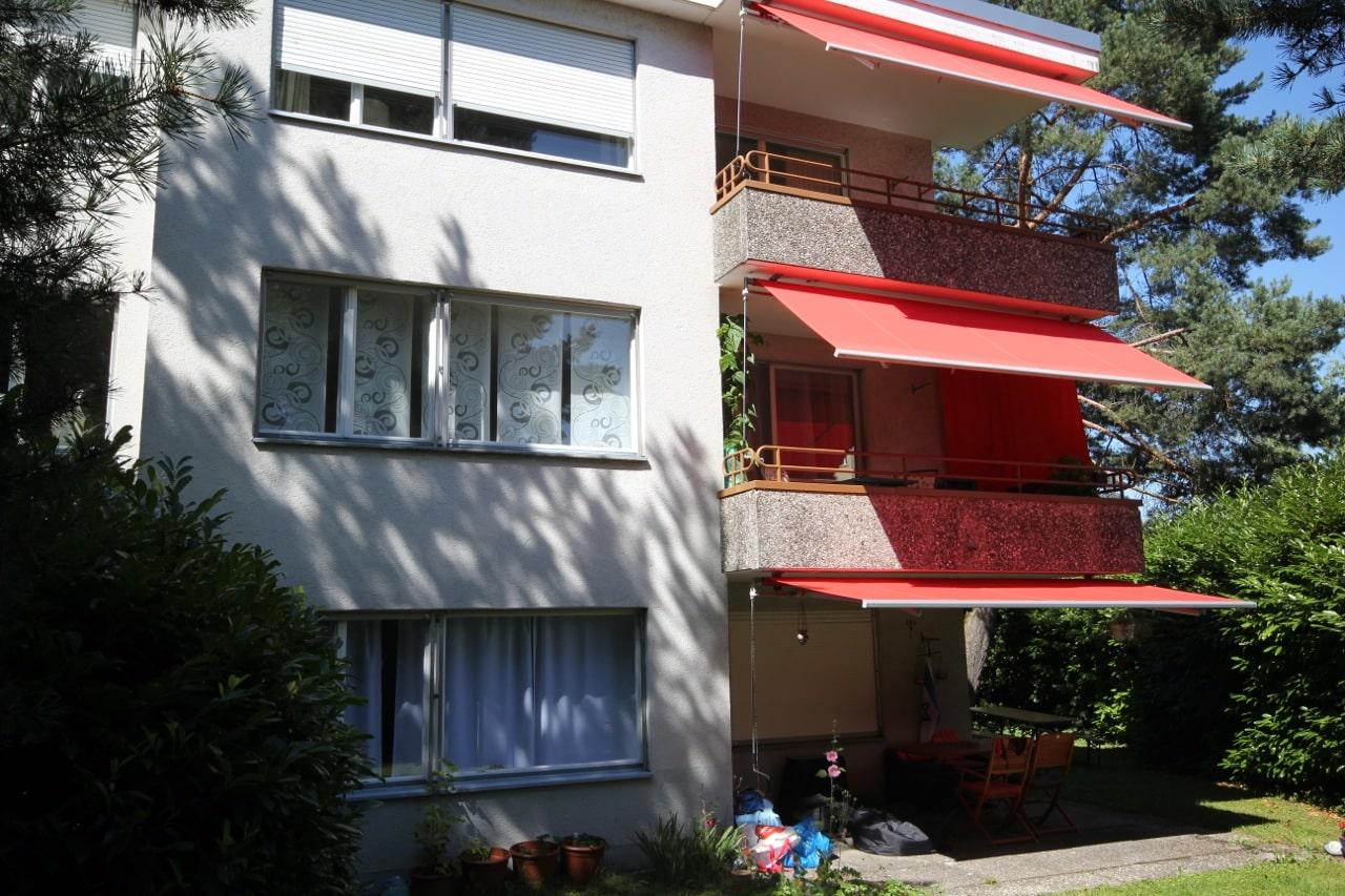 Fassadengestaltung 6 - Malerarbeiten Zürich