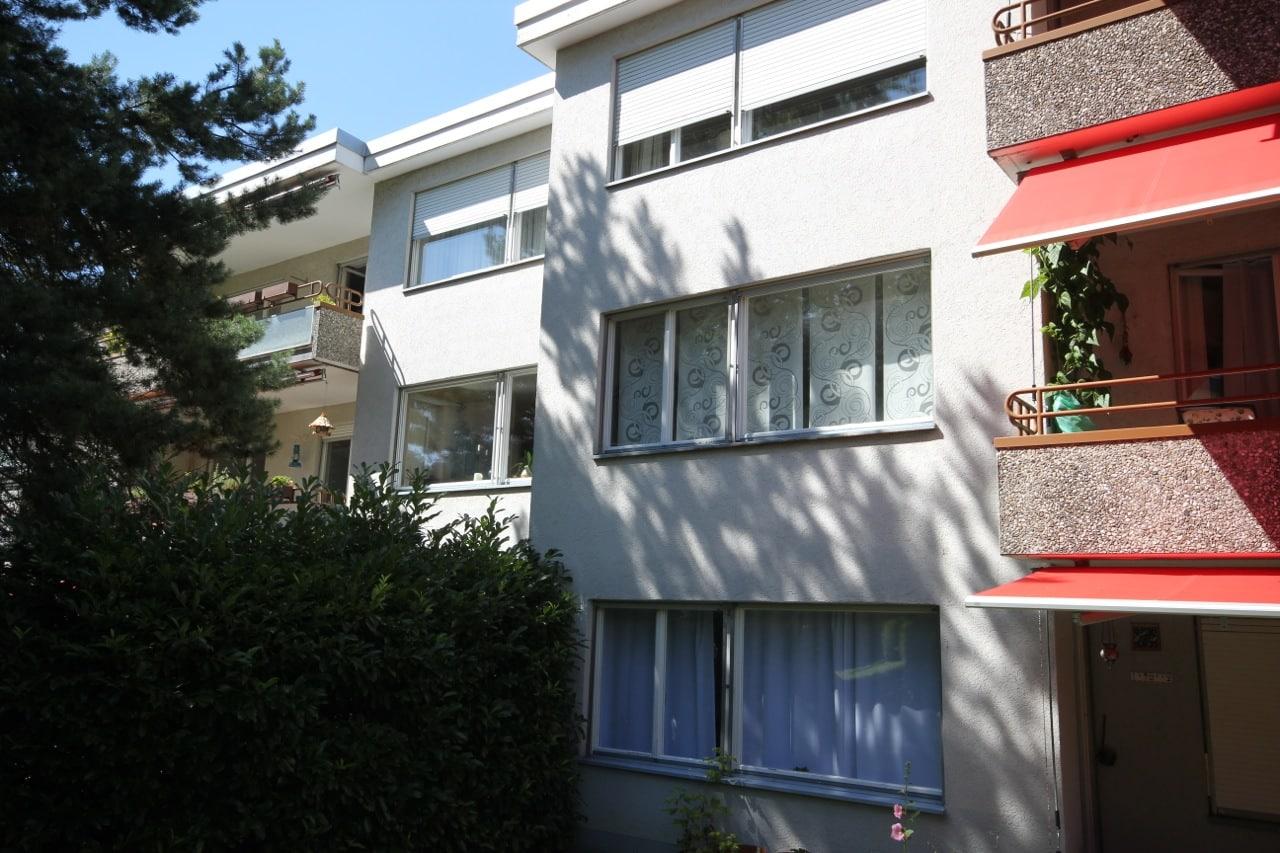 Fassadengestaltung 5 - Malerarbeiten Zürich