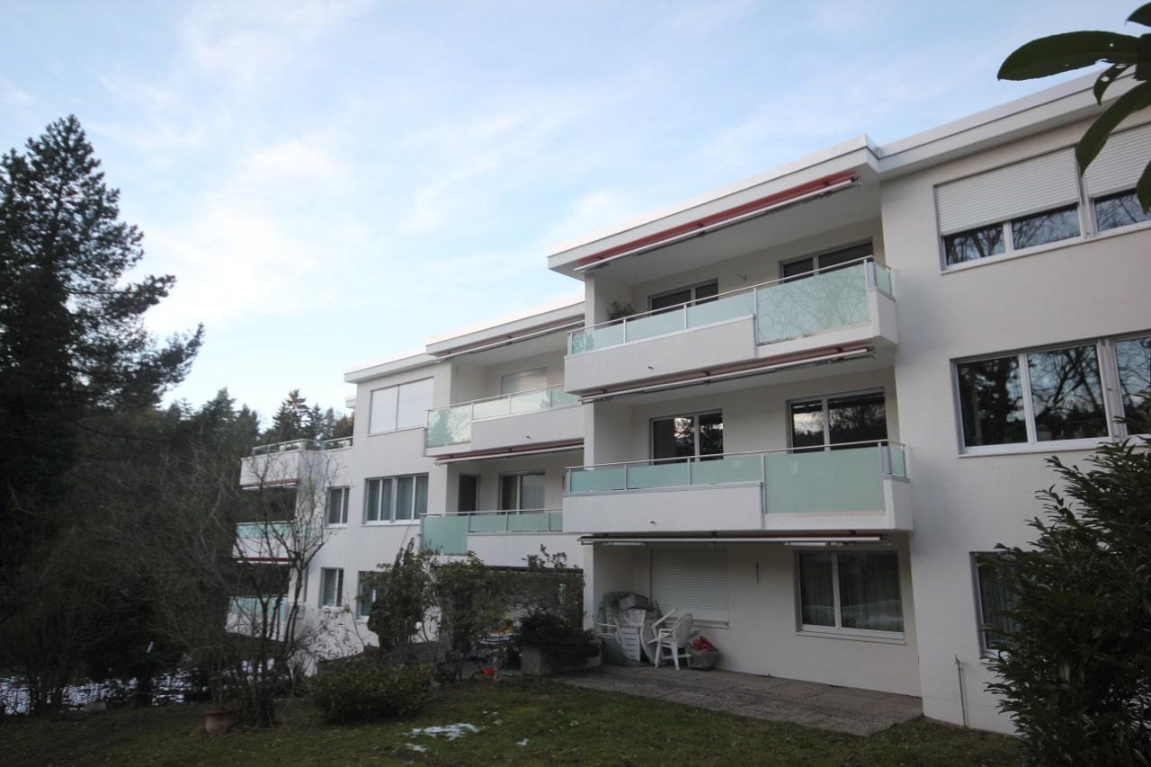 Fassadengestaltung - Malerarbeiten Zürich