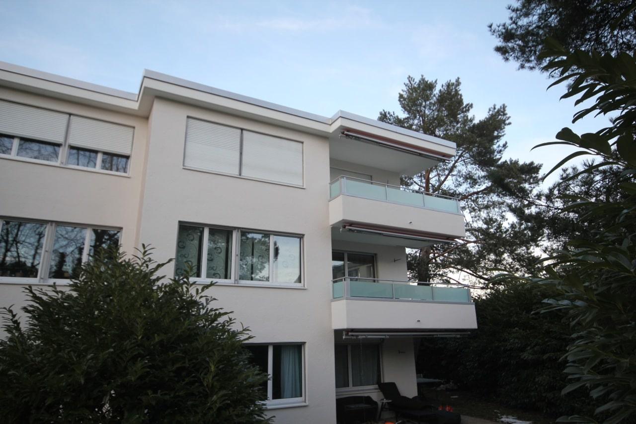 Fassadengestaltung und -sanierung - Malerarbeiten Zürich