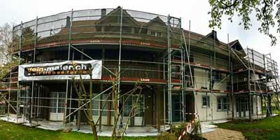 Maler Arbeiten aller Art Zürich und Umgebung: Fassade renovieren