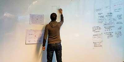 Maler Arbeiten aller Art Zürich und Umgebung: Whiteboard Beschichtung