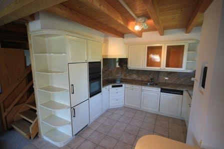 Küche renovieren: Fronten spritzen und lackieren 4 neu