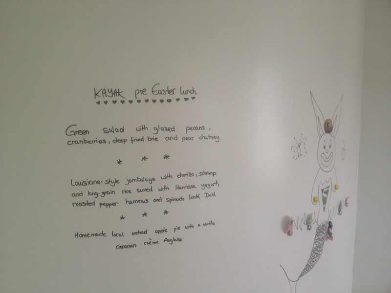 Magnetische Whiteboard Beschichtung: kreativer Raum