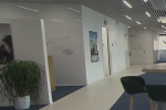 Magnetische Whiteboardwände im Büro