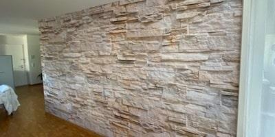 Dein Maler - Tapezierte Wand