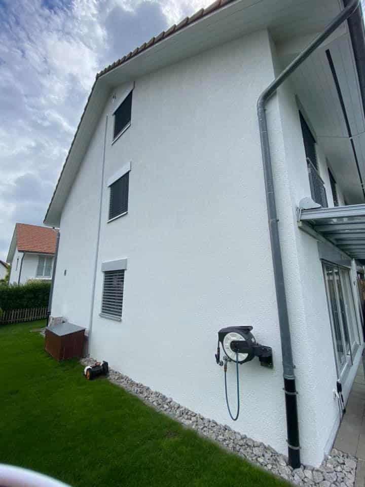 Fassadenrenovierung in Hüttikon (Kanton Zürich)_4